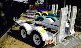 LITE tow trailers Summer Sale